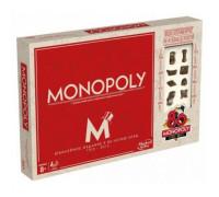 Настольная игра Монополия 80 лет. Юбилейный выпуск (Monopoly)
