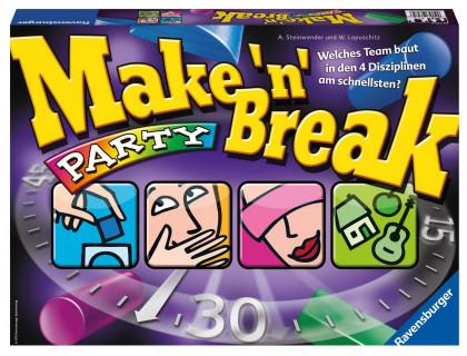Настольная игра Make'n'Break Party
