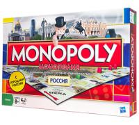 Настольная игра Монополия. Россия (Monopoly Russia)