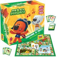 Настольная игра Ми-ми-мишки. Пикник в лесу