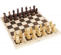 Настольная игра Шахматы, шашки, нарды 3 в 1