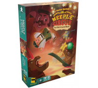 Настольная игра Meeple Circus: The Wild Animal & Aerial Show