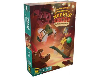 Настольная игра Meeple Circus: The Wild Animal & Aerial Show