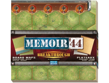 Настольная игра Memoir '44: Breakthrough