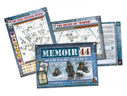 Настольная игра Memoir '44: Winter wars