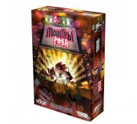 Настольная игра Монстры Рока (Rockband Manager)