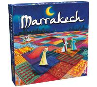 Настольная игра Marrakech (Марракеш, Маракеш)