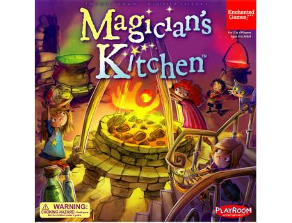 Настольная игра Маленькие чародеи (Die kleinen ZauberLehrlinge, Magician's Kitchen )