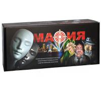 Настольная игра Мафия Подарочный набор (Маски для мафии набор)