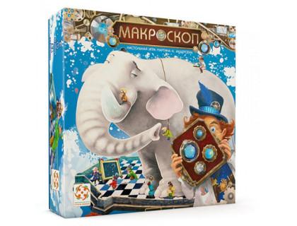 Настольная игра Макроскоп (Macroscope)