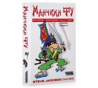 Настольная игра Манчкин Фу (Munchkin Fu)