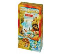 Настольная игра Niagara: The Spirits of Niagara (Ниагара: Духи Ниагары)