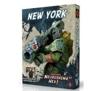 Настольная игра Neuroshima Hex 3.0: New York  (Нейрошима Гекс, Нейрошима 3.0: Нью-йорк)