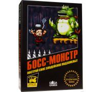 Настольная игра Босс-Монстр (Boss Monster)
