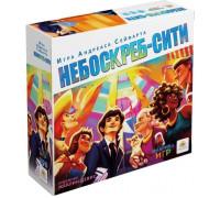 Настольная игра Небоскрёб-сити (Manhattan)