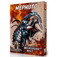 Настольная игра Neuroshima Hex 3.0: Mephisto (Нейрошима)