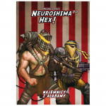 Настольная игра Neuroshima Hex 3.0: Alabama Mercenaries (Нейрошима)