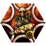 Настольная игра Neuroshima Hex 3.0: Mad Bomber (Нейрошима)
