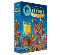 Настольная игра Orleans: Orleans: Invasion Expansion (Орлеан: Вторжение) русское издание