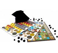 Настольная игра Орлеан: Расширения для 5 игрока (Orleans: Components for a 5th Player and New Character Tiles)