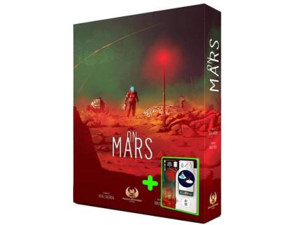 Настольная игра On Mars