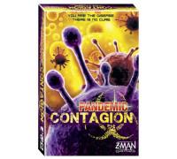 Настольная игра Pandemic: Contagion (Пандемия: Инфекция)