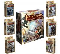 Настольная игра Pathfinder. Набор. База + 7 дополнений