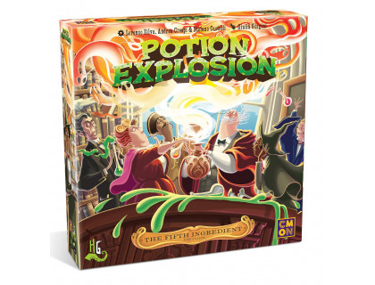 Настольная игра Potion Explosion: The Fifth Ingredient (европейское издание)