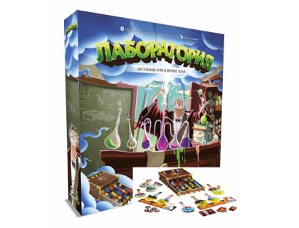 Настольная игра Лаборатория (Potion Explosion ) русское издание