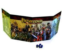 Настольная ролевая игра Pathfinder. Ширма ведущего