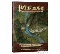 """Настольная ролевая игра Pathfinder. Поле """"Дремучий лес"""""""