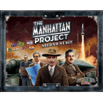 Настольная игра The Manhattan Project: Second Stage (Проект Манхеттен)