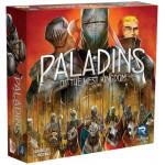Настольная игра Paladins of the West Kingdom (Паладины Западного Королевства) иностранное издание