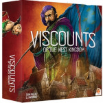 Настольная игра Viscounts of the West Kingdom (Виконты западного королевства)