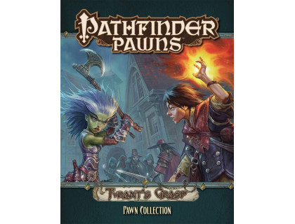 Настольная игра Pathfinder Pawns: Tyrant's Grasp Pawn Collection