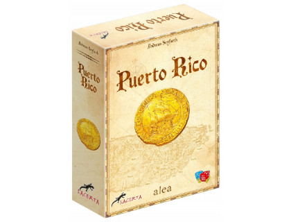 Настольная игра Puerto Rico 3 edition (Пуэрто-Рико)