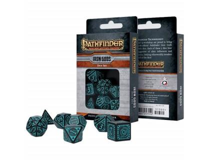 Набор кубиков для Pathfinder: Iron Gods