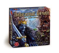 Настольная игра Подземные короли (Kings Under Mountains, Шахты)