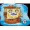 Настольная игра Каркассон. Южные моря (Carcassonne: South Seas, Carcassonne Sudsee)