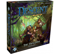 Настольная игра Descent: Journeys in the Dark (2nd Edition) - The Trollfens