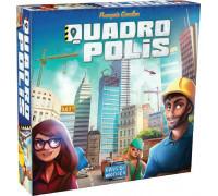 Настольная игра Quadropolis европейское издание