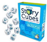 Настольная игра Rory's Story Cubes: Actions