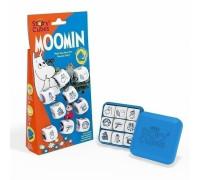 Настольная игра Rory's Story Cubes Moomin (Кубики Историй Муми-тролли)