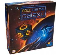Настольная игра Roll for the Galaxy (американское издание)