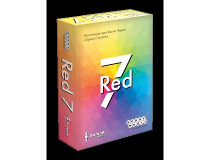 Настольная игра Ред7 (Red7)