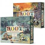 Настольная игра Корни + Корни. Речное братство (Root)