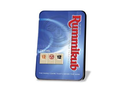 Настольная игра Руммикуб. Компактная версия (Rummikub, Румми)
