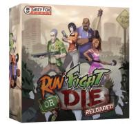 Настольная игра Run Fight or Die: Reloaded