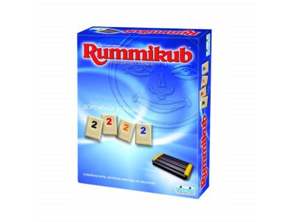 Настольная игра Руммикуб. Дорожная версия (Rummikub)