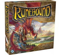 Настольная игра Runebound. Третье издание (Рунебаунд) русская версия